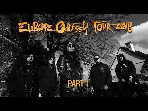 Deadsquad Europe Odyssey Tour 2018 Part 1