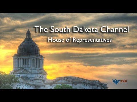 South Dakota House of Representatives - Legislative Day 22