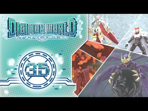 Digimon World: Next Order PS4 - Ep 35 : Jesmon,Gankoomon,Lucemon SM & Lilithmon!