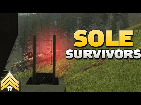 Sole Survivors - Arma 2 Tough Attack