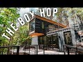 The Box Hop Airbnb Tour! | Shipping Container Home!