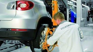 Как собирают автомобили на заводе. Производство автомобилей(, 2016-05-14T18:23:35.000Z)