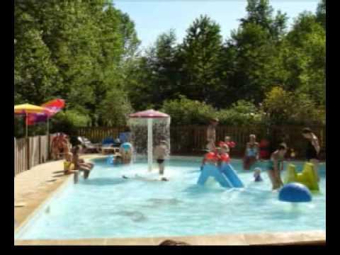 piscine couverte au camping le val de trie picardie saint