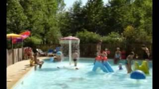 piscine couverte au camping le Val de Trie Picardie Saint Valéry sur Somme
