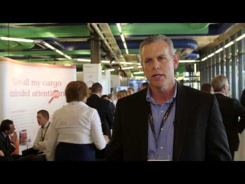 Mike Broughton, Global Logistics Director, Eli Lilly - Interview - LogiPharma 2015