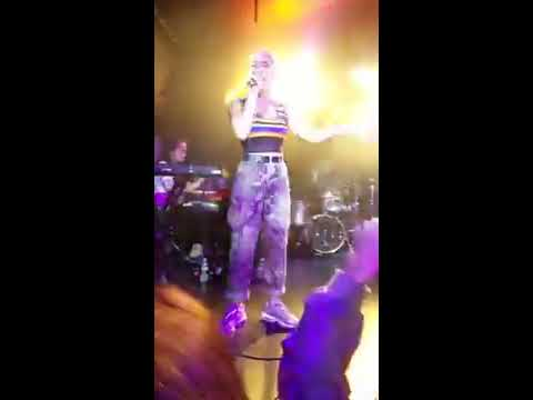 Jorja Smith Live - Never Too Much/Too Good (Luther Vandross/Drake Cover) The Echo Los Angeles