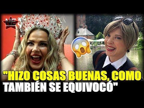 Niurka Marcos le saca sus trapitos al sol a Raquel Bigorra from YouTube · Duration:  4 minutes 54 seconds