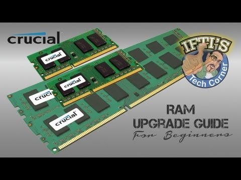 The Ultimate Guide To Upgrading RAM
