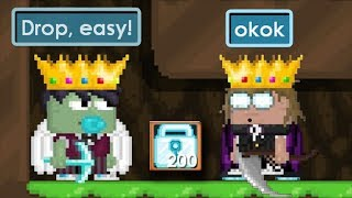 Growtopia | OMG!! BEST SCAMMER FAIL 2018! NEW!