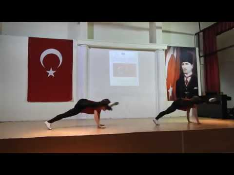 Ceren & Rüya - Aereobic Gymnastics