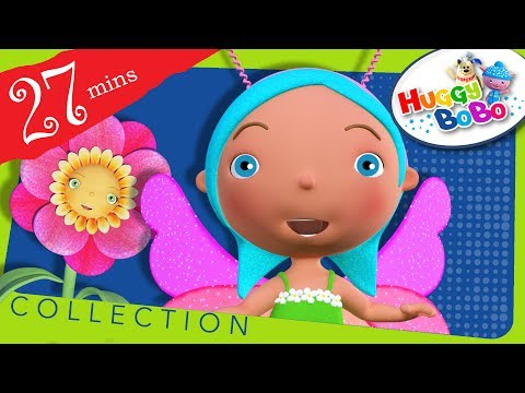 Mary Mary Quite Contrary | Plus Lots More Nursery Rhymes | By HuggyBoBo