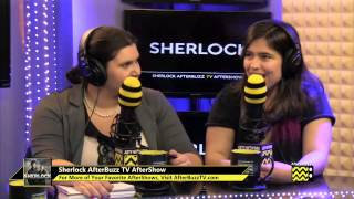 "Sherlock After Show Season 2 Episode 1 ""Scandal In Belgravia"" 