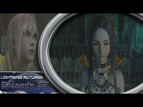 Lightning Returns Final Fantasy XIII Ep 37: Temple of The Goddess