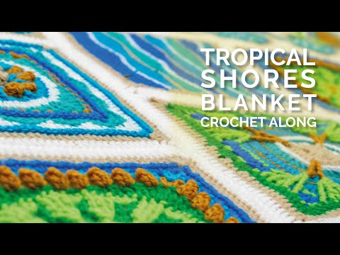 Tropical Shores CAL Introduction & Shopping List