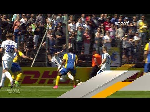 Hacken-Zauber bei Braunschweigs U19-Triumph im DFB-Pokalfinale | SPORT1