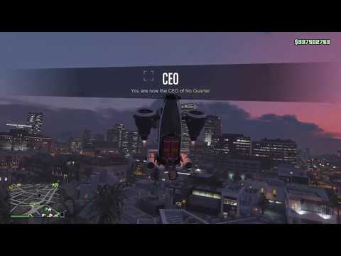 A Typical Headhunter CEO/VIP Mission With The Thruster Jetpa
