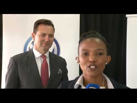 VW South Africa launches it's B-BBEE initiative trust