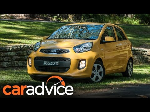 2016 Kia Picanto review – quick walkaround | CarAdvice