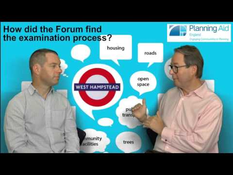 UpFront Video Podcast: Neighbourhood Plan Examination
