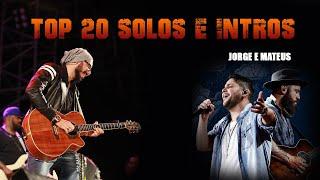 Baixar Top 20 Solos e Intros Jorge e Mateus - JP Oliveira