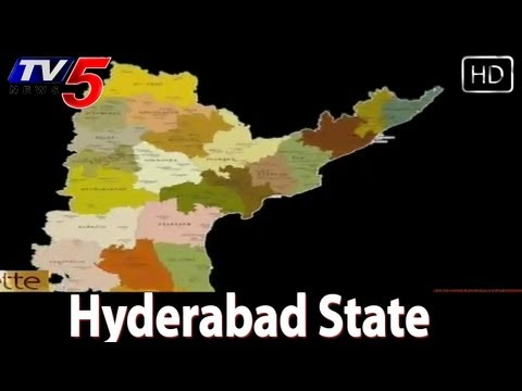 Congress Plan For Hyderabad State -  TV5