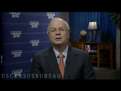 A 2010 Census Message from Karl Rove