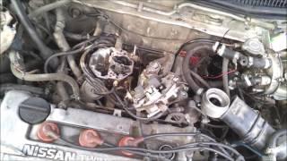 Hitachi Carb. Nissan benzinli ish emas Liga
