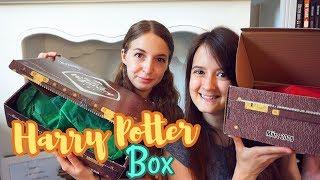 Die April Harry Potter Box Ist Da ⚡ • Geek Gear World Of Wizardry Unboxing