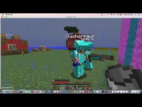 Minecraft Banished: Arrow War