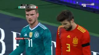 Download Video Germany vs Spain 1-1 All Goals & Highlights (23/03/2018) HD ● MP3 3GP MP4