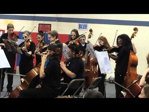 2016 Pioneer Trail Middle School Music Performance