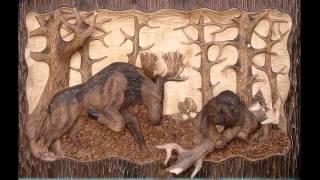 Картины из дерева ручной работы(Мебель и декор в Украине. Купить для дома спальню ЛВС или диван ЛВС можно в MebelRooms.com.ua MebelRooms - удобная покупка..., 2014-01-17T21:55:36.000Z)
