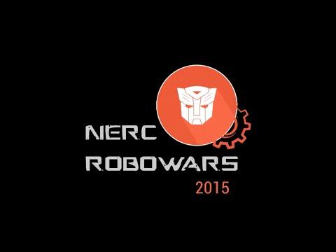 NERC'15 RoboWars Glimpse