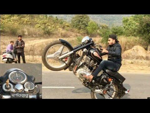 Status for bike lovers in punjabi