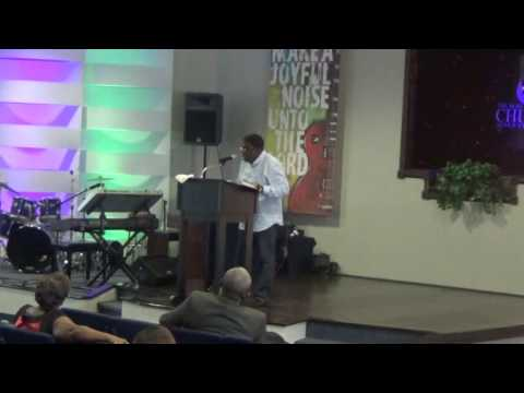 Minister Troy Castille  - What WIll It Take For You To Trust God