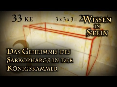 Wissen in Stein III (Das Geheimnis des Sarkophargs in der Königskammer) Axel Klitzke