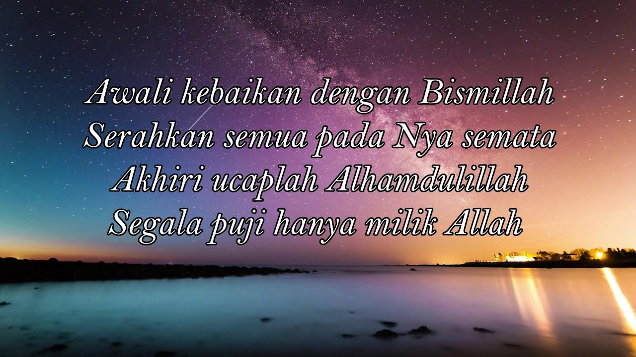 Download Sabyan- Bismillah New Version (lyrics)