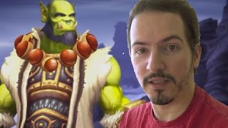WARLORDS OF DRAENOR - All In-Game Cinematics REACTION & REVIEW