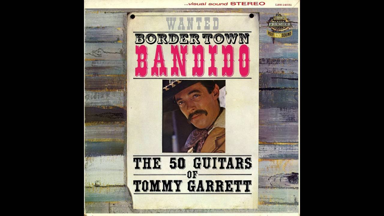 The 50 Guitars Of Tommy Garrett Take You To Hawaii