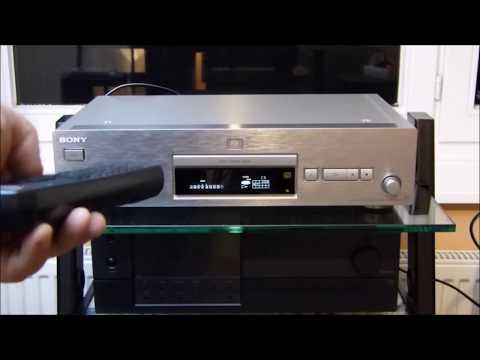 Sony SCD-XB940 QS High-End SACD Player