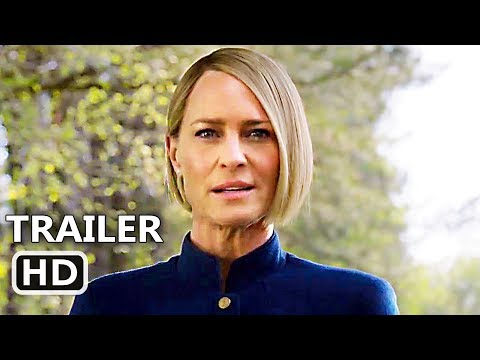 "HOUSE OF CARDS Season 6 ""Death of Frank Underwood"" Trailer (NEW 2018) Netflix Series HD"