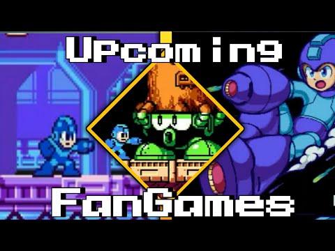 Upcoming MegaMan Fangames!