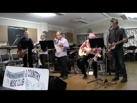Roly Poly live at Temuka Country Music, New Zealand