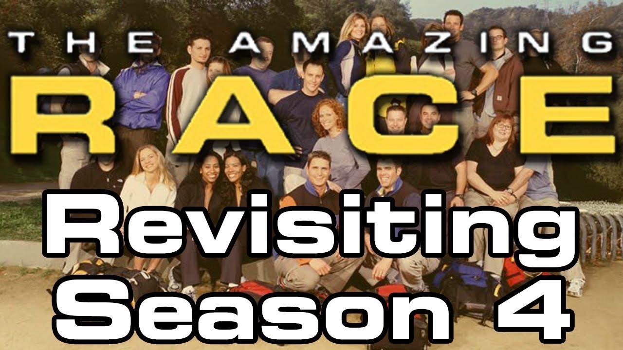 Download The Amazing Race - Season 4 Retrospective