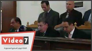 بالفيديو.. تأجيل إعادة محاكمة متهم فى قضية