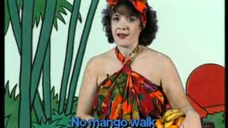 """MANGO WALK"" nursery rhyme song"