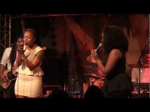 Chrisette Michele feat. Ashley - Summertime (Live @ New Morning, Paris) [2013-01-25]