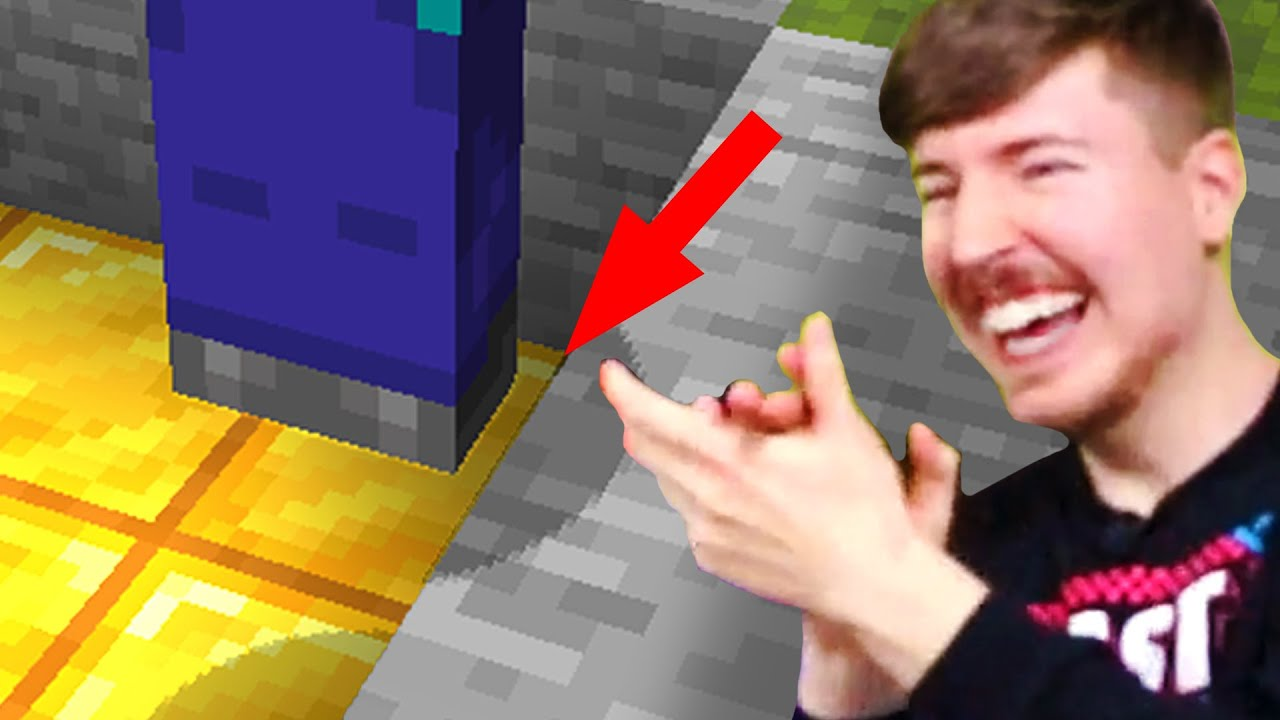 I Played Minecraft Mini Golf For $10,000!