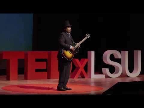 The Blues Was Born in Louisiana, not Mississippi | Chris Thomas King | TEDxLSU