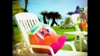 Repeat youtube video Kirby's 20th Anniversary: TV Commercials from Kirby Games